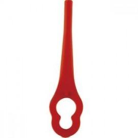 Σετ ανταλλακτικά μαχαιράκια για επαναφορτιζόμενο χλοοκοπτικό