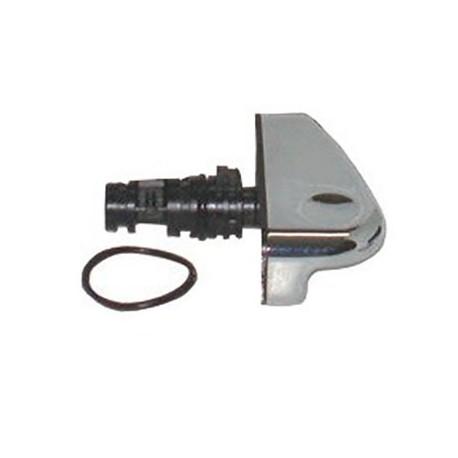 Διακόπτης φίλτρου νερού χρωμέ κομπλέ INSTAPURE 50121