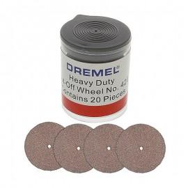 Δίσκος κοπής βαρέως τύπου 24 mm (420) Dremel