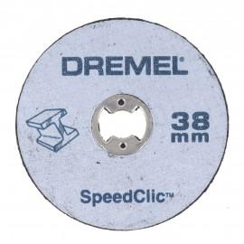 Δίσκος κοπής 38mm Dremel SC406