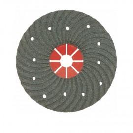 Δίσκοι λείανσης super fiber Φ115 για  μάρμαρο/τσιμέντο Smirdex 935