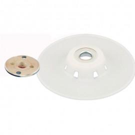 Βάση Δίσκος λείανσης Φ125 με παξιμάδι fiber Smirdex 939