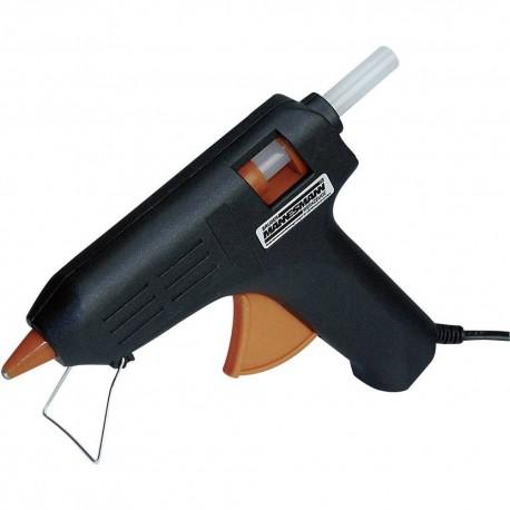 Πιστόλι θερμοκόλλησης 15W Mannesmann 49200