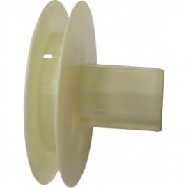 Δίσκος πλαστικός Φ150 για ιμάντα ρολλών OEM