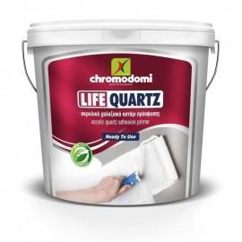 LIFE QUARTZ ακρυλικό χαλαζιακό αστάρι χρωμοδομή