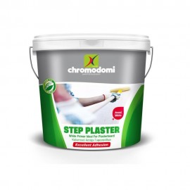 STEP PLASTER PRIMER Αστάρι Λευκό Καλυπτικό Χρωμοδομή