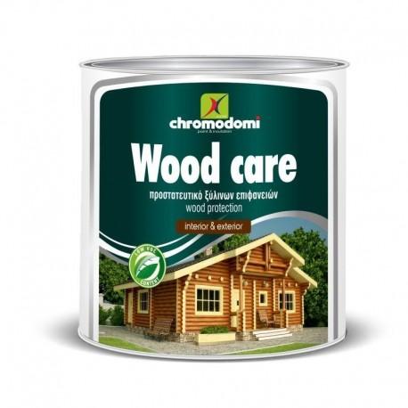 Wood care, Διάφανο προστατευτικό ξύλου 750mi Χρωμοδομή