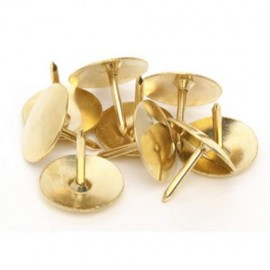 Πινέζες Χρυσές 100 τεμ. GK-059-2 OEM