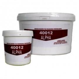 Κόλλα ρευστή για κεραμικά πλακάκια 40012 Alpha