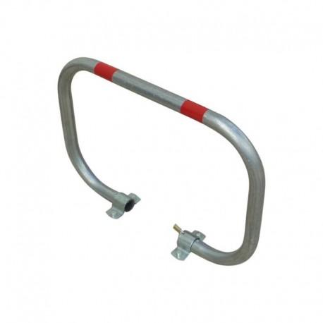 Αρθρωτή μπάρα τύπου C με 2 πόδια HSC2L-8050-4218-GAL