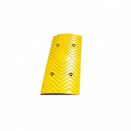 Σαμαράκι δρόμων χαμηλό μεσαίο κομμάτι κίτρινο PARK-DH-210MY