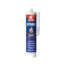 Σιλικόνη Υψηλής Θερμοκρασίας HYDRA 1250°C GRIFFON φύσιγγα 600gr