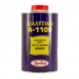 ADHEX Διαλυτικό Α-1100 1lt ΧΡΩΤΕΧ
