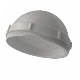"""Κώδωνας Πλαστικός λευκός Φ100 Ύψος 60mm Με Πάσο 1/2"""" IDEAMIX"""