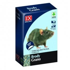 Ποντικοφάρμακο κροκάκι 250γρ Brody Grano