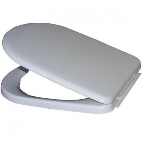 Κάλυμμα λεκάνης Λευκό WC-5 A LAMAPLAST