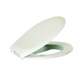 Κάλυμμα λεκάνης Λευκό No2 πλαστικό  IDEAMIX