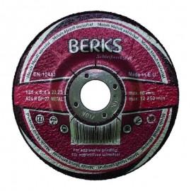 Δίσκοι λείανσης μετάλλου Berks