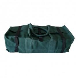 Τσάντα οικοδομής υφασμάτινη πράσινη OEM