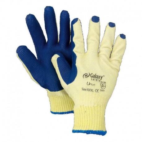 Γάντια εργασίας πλεκτά λάτεξ Galaxy Ursa