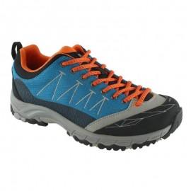 Παπούτσια Περιπάτου Μπλε Hiking Kapriol