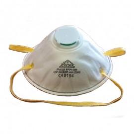 Μάσκα μιας χρήσης προστασίας με βαλβίδα 270-PM022 FIRST