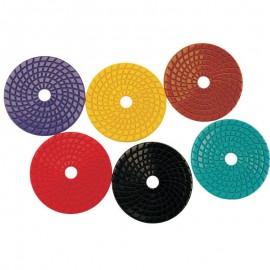 Διαμαντόπανα πλαστικά Velcro Φ100 Smirdex 940