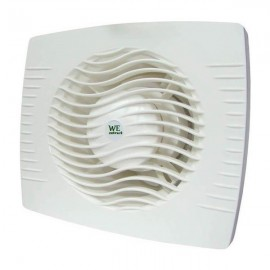 Εξαεριστήρας μπάνιου Φ100 λευκός 13w We extract 6912