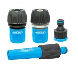 Εξαρτήματα ποτίσματος σετ 4 τεμ. Aquacraft 550385
