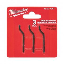 Ανταλλακτικά απογρεζωτή σετ 3τεμ Milwaukee 48224257