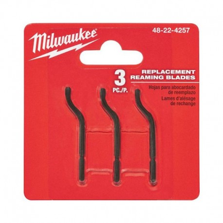 Ανταλλακτικά απογρεζωτή σετ 3τεμ. Milwaukee 48224257