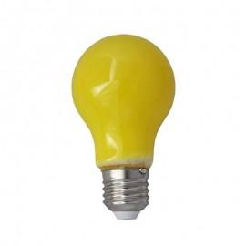 Λάμπα LED κοινή εντομοαπωθητική A60 E27 7w Eurolamp