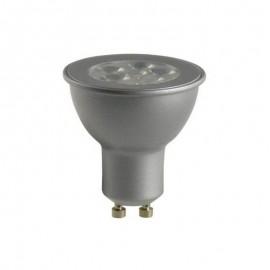 Λάμπα LED SMD GU10 2700K ντιμαριζόμενη 240V Eurolamp
