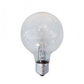 Λάμπα Αλογόνου Γλόμπος E27 42W 240V Eurolamp