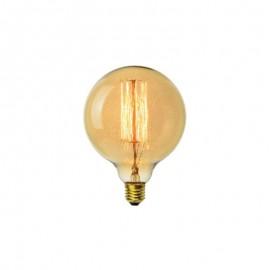 Λάμπα Edison Vintage γλόμπος G125 40W E27 240V VITOONE
