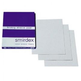 Γυαλόχαρτα σε φύλλο τύπου ΦΡΙ ΚΑΤ SMIRDEX