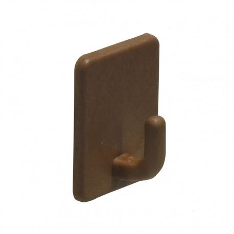 Κρεμάστρα μονή πλαστική Νο209 AMIG σετ 2 τεμαχίων