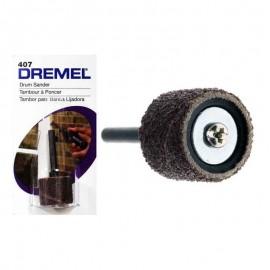 Ταινία λείανσης και στέλεχος 13 mm, μέγεθος κόκκων 60 (407) Dremel