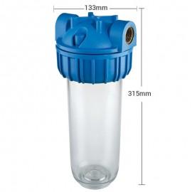 """Συσκευή Φίλτρου νερού SENIOR PLUS 3P 10"""" με παροχή 3/4 """" Atlas Filtri 16002"""