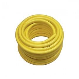 """Λάστιχο Ποτίσματος 1""""ίντσας κίτρινο 3 στρώσεων 25mm YELLOW PLEX"""