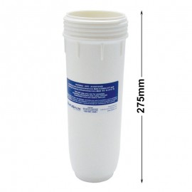 Γυάλα για φίλτρο DP λευκή με φλάντζα Atlas Filtri 329440