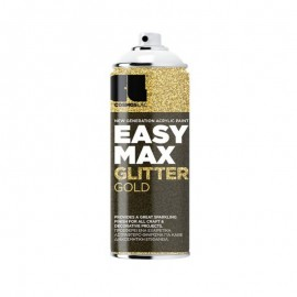 Σπρέι Glitter Gold Easy Max No911 400ml COSMOS LAC