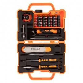 Κατσαβίδια σετ για ηλεκτρονικές συσκευές 06-112 NEOTOOLS