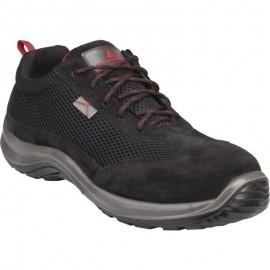 Παπούτσια ασφαλείας σκαρπίνια μαύρα ASTI S1P DELTA PLUS