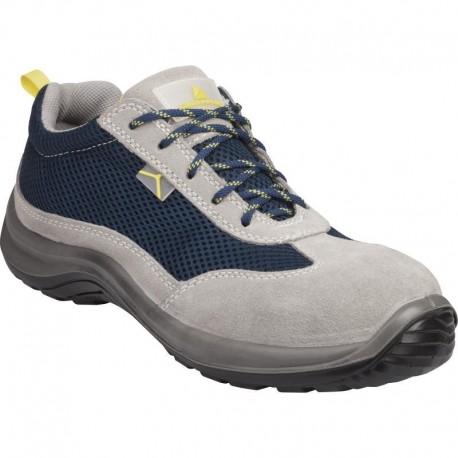 Παπούτσια ασφαλείας σκαρπίνια Γκρι-Μπλε ASTI S1P DELTA PLUS