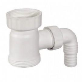 Προσθήκη πλαστική σιφωνιού για αποχέτευση πλυντηρίου GOPLAST