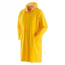 Αδιάβροχη καπαρντίνα κίτρινη νιτσεράδα