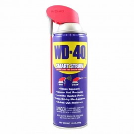 Σπρέι αντισκωριακό-λιπαντικό WD-40 Smart Straw 450ml