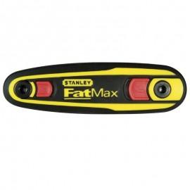 Κλειδιά άλλεν μετρικό σουγιάς σετ 8τεμ. Fatmax STANLEY 0-97-552