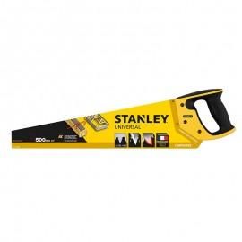 Πριόνι χειρός ξύλου 500mm STANLEY 1-15-416